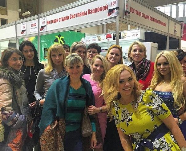 """Отчет с выставки """"Идеаль-2015"""" в ноябре"""